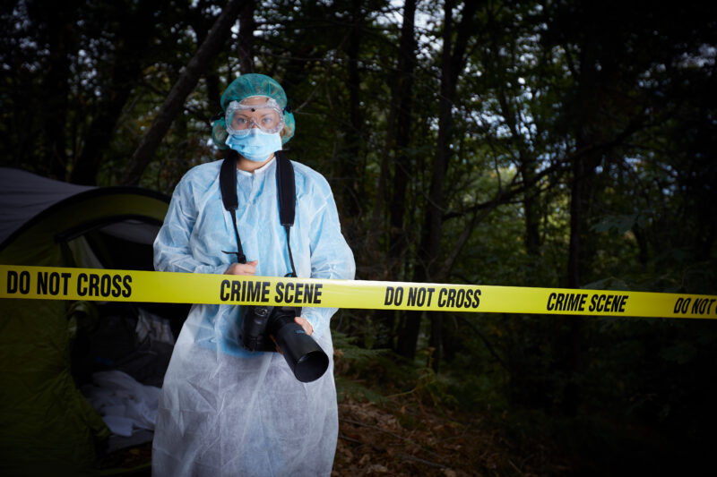 microbiome for forensic science